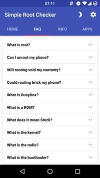 Root Checker تصوير الشاشة 4