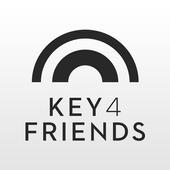 SimonsVoss Key4Friends icon