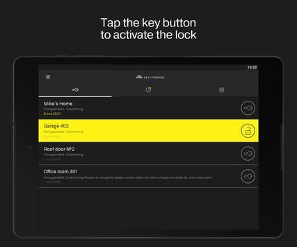 SimonsVoss Key4Friends screenshot 8