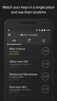 SimonsVoss Key4Friends screenshot 1