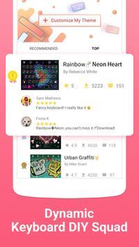 Facemoji Emoji Keyboard:GIF, Emoji, Keyboard Theme screenshot 4