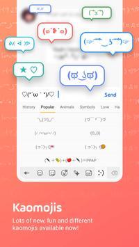 Facemoji Emoji Keyboard:Emoji Keyboard,Theme,Font 截图 4