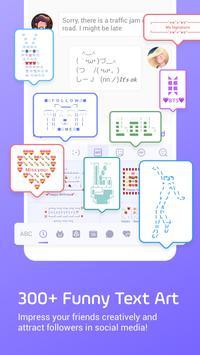 Facemoji Emoji Keyboard:Emoji Keyboard,Theme,Font syot layar 6