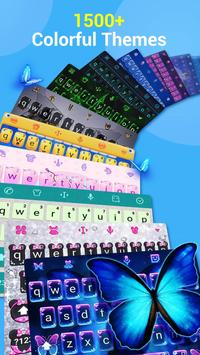 ЭмодзиКлавиатура Facemoji-клавиатура темы&стикеры скриншот 7