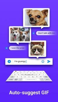 ЭмодзиКлавиатура Facemoji-клавиатура темы&стикеры скриншот 3