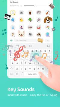 Facemoji Emoji Keyboard:Emoji Keyboard,Theme,Font syot layar 3
