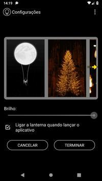 Lanterna Cartaz