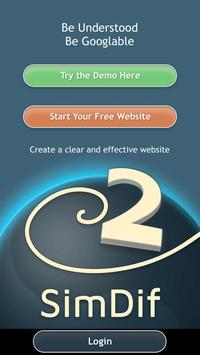 Website Builder for Android 포스터