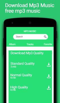 Free Mp3 Music Download Player screenshot 10