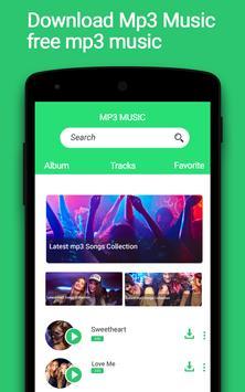 Free Mp3 Music Download Player screenshot 4