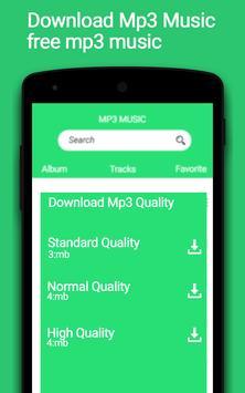 Free Mp3 Music Download Player screenshot 6