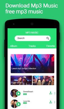 Free Mp3 Music Download Player screenshot 8