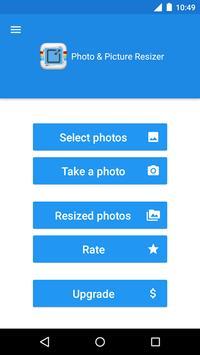Redimensionador de Imagens - Photo Resizer Cartaz