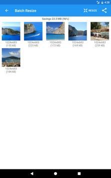 Redimensionador de Imagens - Photo Resizer imagem de tela 23