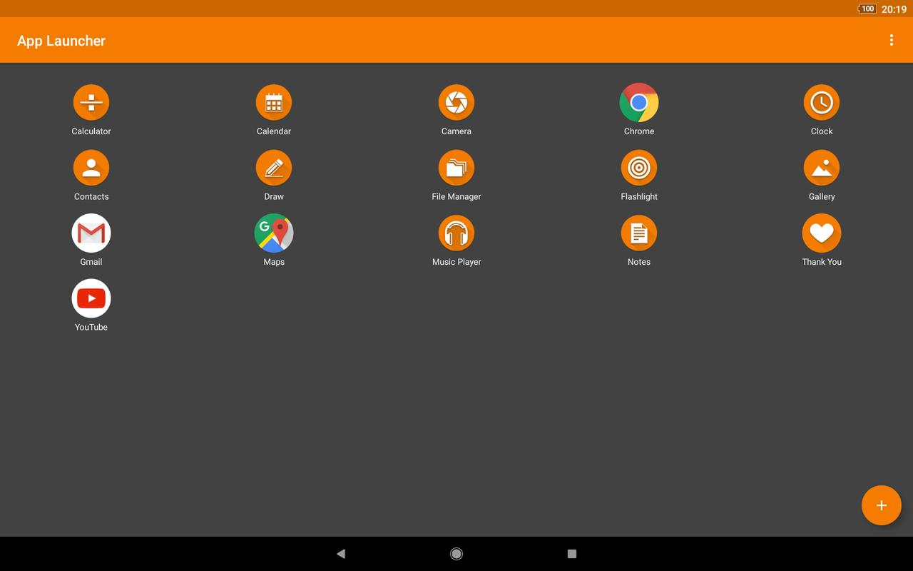 android apk launcher apps