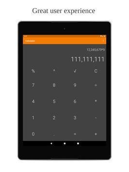 Kalkulator screenshot 3