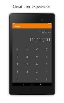 Kalkulator screenshot 4