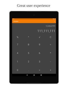 Simple Calculator - Quick Easy Calculator No Ads screenshot 3