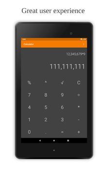 Simple Calculator - Quick Easy Calculator No Ads screenshot 4