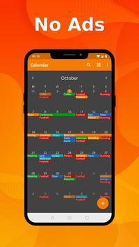 Simple Calendar - Acara & Pengingat