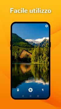 Poster Fotocamera semplice: App per l'acquisizione foto
