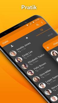 Basit Çevirici: Telefon Görüşmelerini Kayıtları Yö gönderen