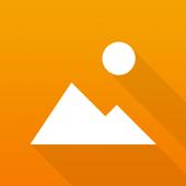 Galeria Simples Pro: Álbum de Fotos Digital, Vídeo ícone