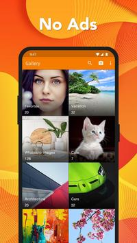 Simple Gallery - Photo and Video Manager & Editor poster