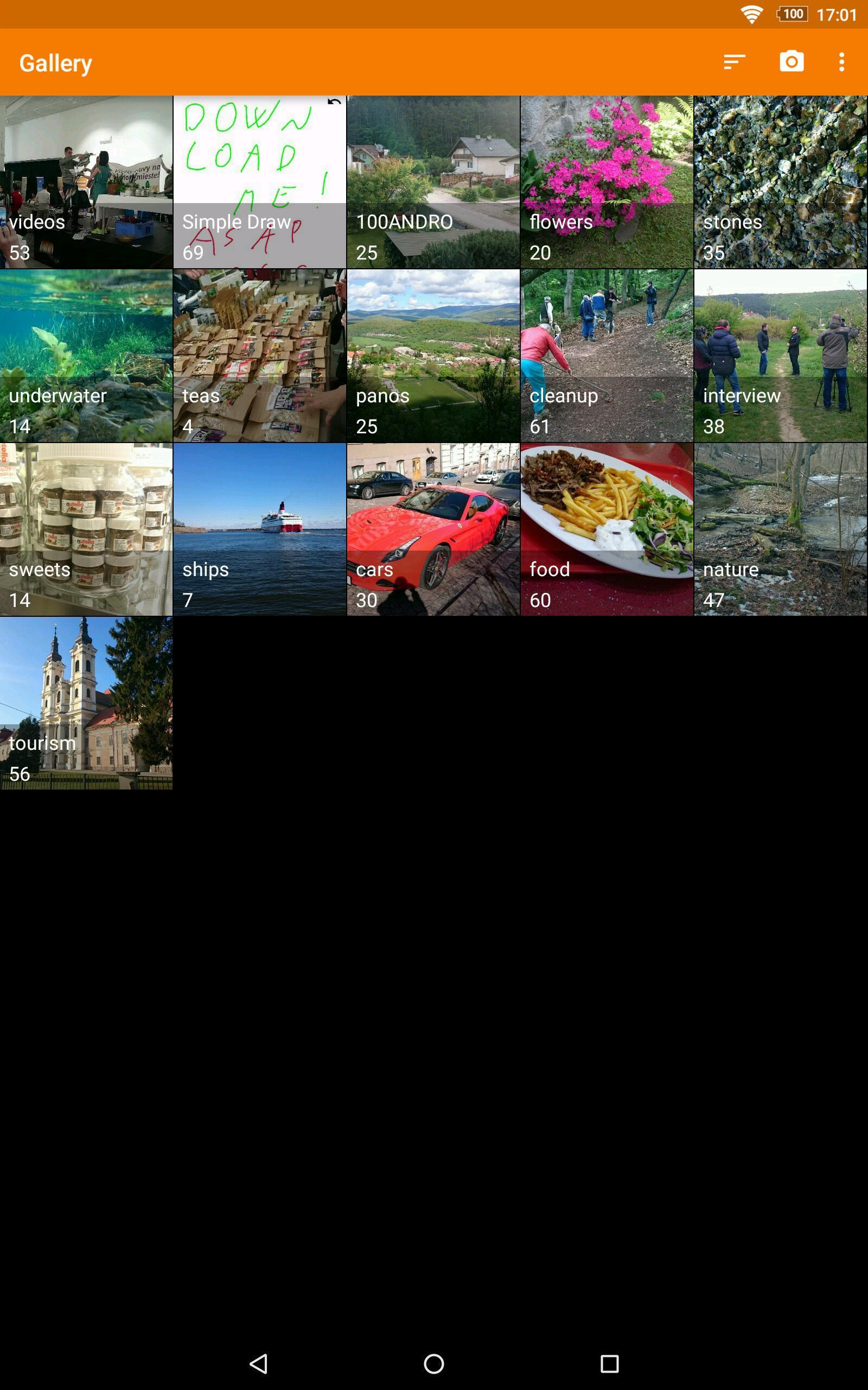 Simple Gallery for Android - APK Download
