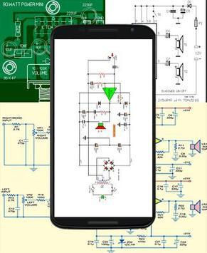 simple amplifier circuit diagram screenshot 1