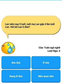 Hỏi Ngu 2019 - Hoi Ngu Đố Vui Hại Não screenshot 11