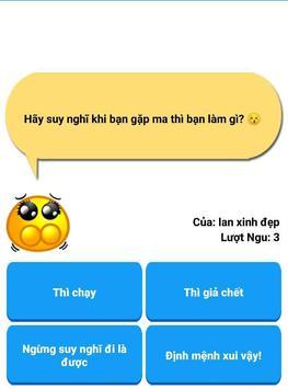 Hỏi Ngu 2019 - Hoi Ngu Đố Vui Hại Não screenshot 13