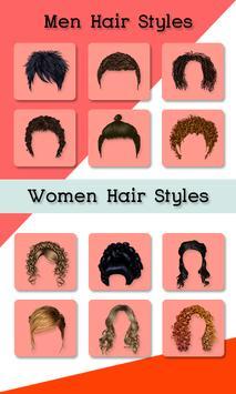 Hair Style Changer screenshot 1