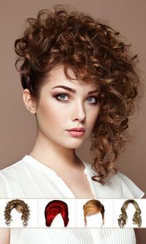 Hair Style Changer screenshot 2