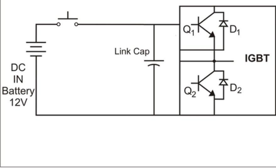 simple inverter circuit diagram for android - apk download  apkpure.com