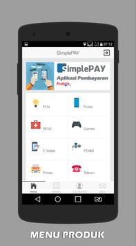 SimplePAY Indonesia screenshot 1