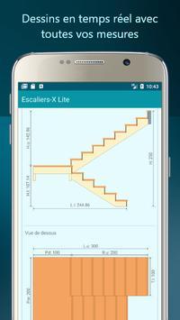Escaliers-X Lite capture d'écran 4