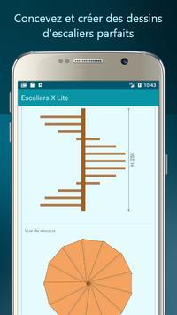 Escaliers-X Lite capture d'écran 5