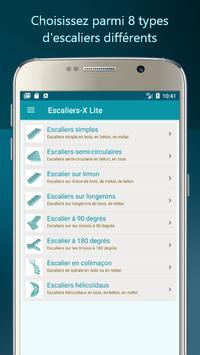 Escaliers-X Lite capture d'écran 8