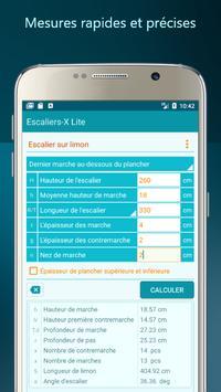 Escaliers-X Lite capture d'écran 1