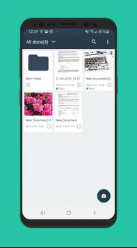 Simple Scan - Free PDF Scanner App poster