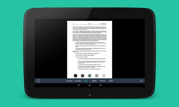 Simple Scan - Free PDF Scanner App screenshot 14