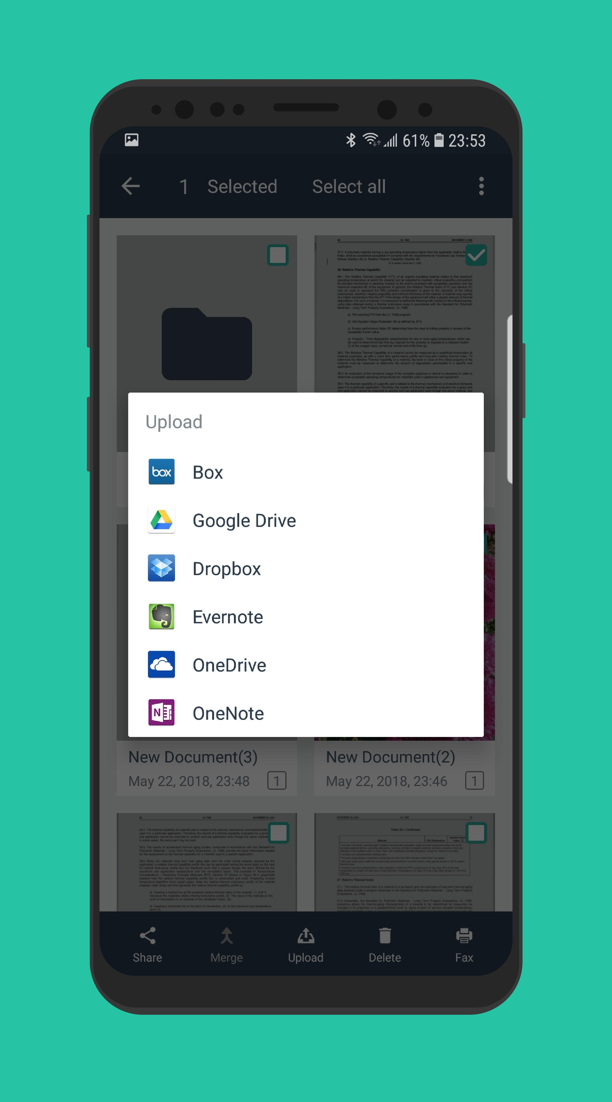 Simple Scan - Free PDF Scanner App for Android - APK Download