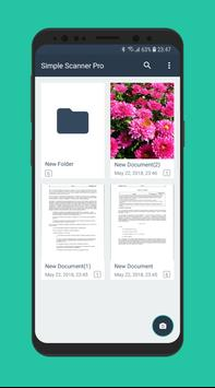 Simple Scan -  Free PDF Doc Scanner スクリーンショット 5