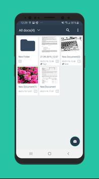 Simple Scan -  Free PDF Doc Scanner ポスター