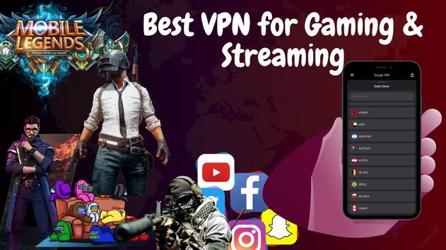 Simple VPN screenshot 8
