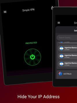 Simple VPN screenshot 22