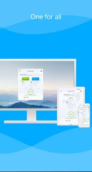 KeepSolid VPN Unlimited WiFi Proxy with DNS Shield screenshot 4