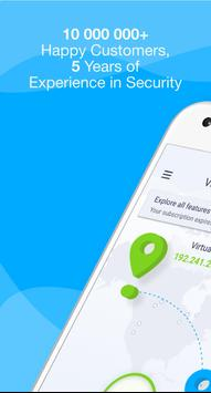 KeepSolid VPN Unlimited WiFi Proxy with DNS Shield poster
