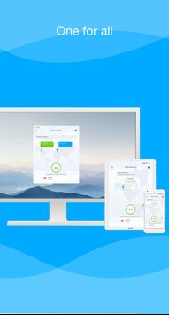 VPN Unlimited syot layar 5